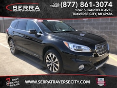 Used 2017 Subaru Outback 2.5i Limited SUV 4S4BSANC5H3349561 for sale in Traverse City, MI