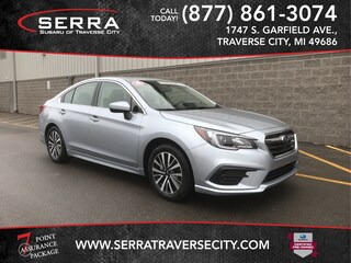 Used 2018 Subaru Legacy 2.5i Premium Sedan 4S3BNAD66J3041697 for sale in Traverse City, MI