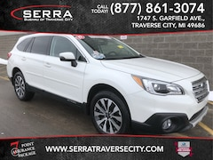 Used 2017 Subaru Outback 2.5i Limited SUV 4S4BSANC2H3218524 for sale in Traverse City, MI