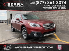 Used 2017 Subaru Outback 2.5i Limited SUV 4S4BSANC4H3238080 for sale in Traverse City, MI