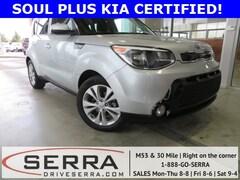 2016 Kia Soul + FWD Hatchback For Sale in Washington MI