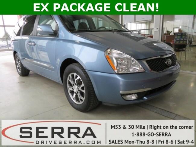 2014 Kia Sedona EX Van For Sale in Washington, MI