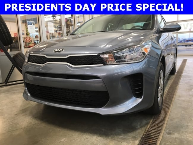 New 2019 Kia Rio S Sedan For Sale in Washington, MI