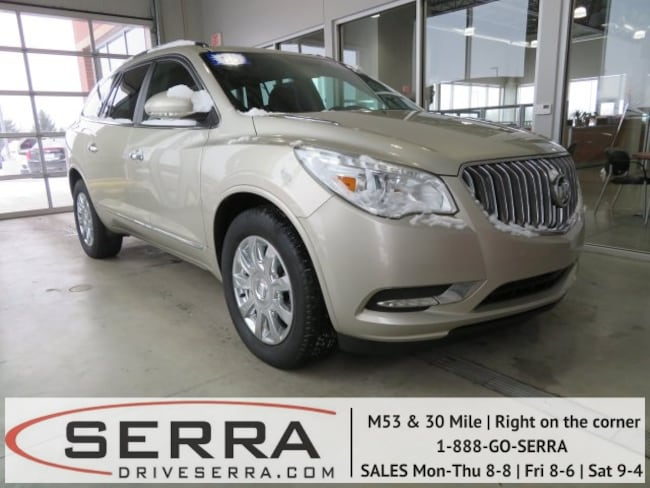 2016 Buick Enclave Leather SUV For Sale in Washington, MI