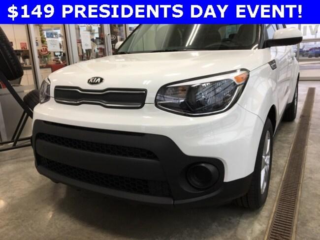 New 2019 Kia Soul Base Hatchback For Sale in Washington, MI
