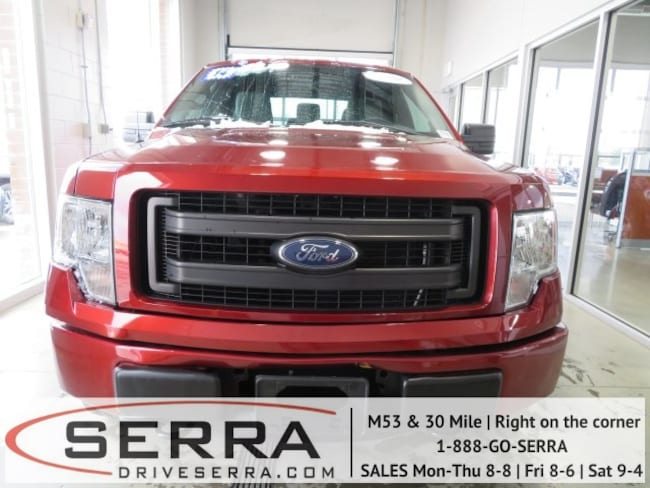 2014 Ford F-150 Truck SuperCab Styleside For Sale in Washington, MI
