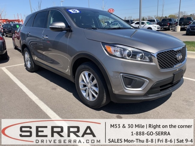 Pre-Owned 2016 Kia Sorento 2.4L L FWD SUV For Sale in Washington, MI