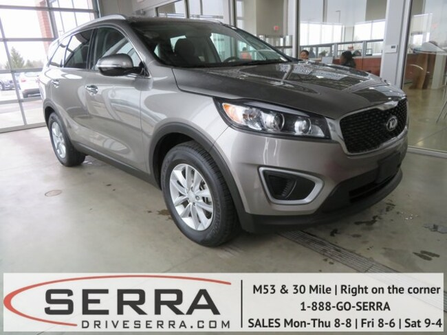 Pre-Owned 2018 Kia Sorento 2.4L LX SUV For Sale in Washington, MI