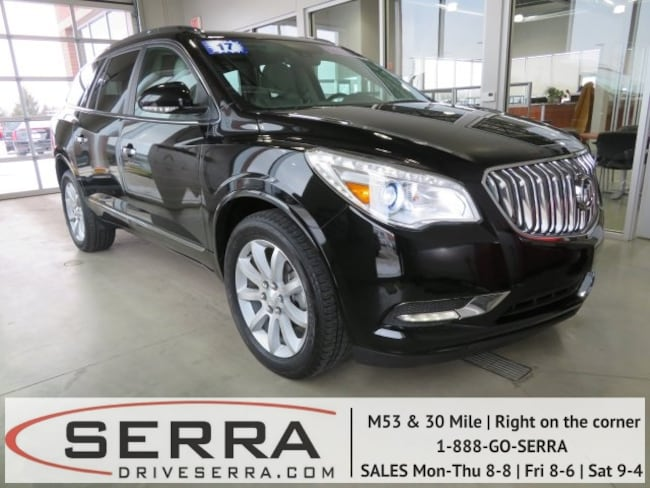 2017 Buick Enclave Premium SUV For Sale in Washington, MI