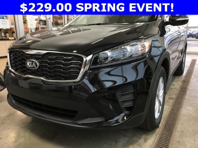 New 2019 Kia Sorento 2.4L LX SUV For Sale in Washington, MI