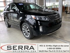 2014 Kia Sorento SX V6 SUV For Sale in Washington MI