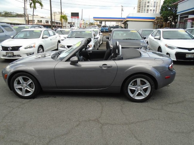 Used 2006 Mazda MX-5 Miata For Sale at Servco Subaru | VIN