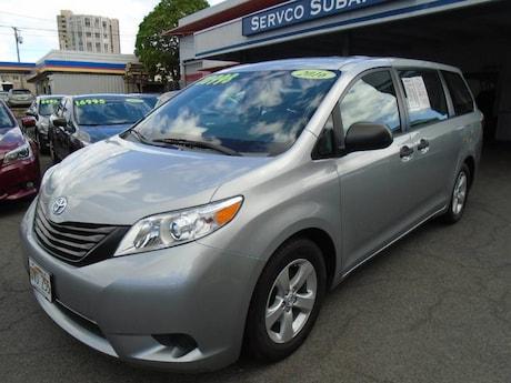 2016 Toyota Sienna L Minivan/Van