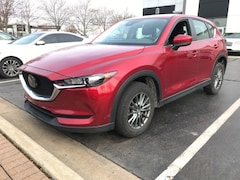 Certified pre-owned Mazda vehicles 2018 Mazda CX-5 Sport SUV for sale near you in Ann Arbor, MI
