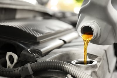 Oil Change Special starting at