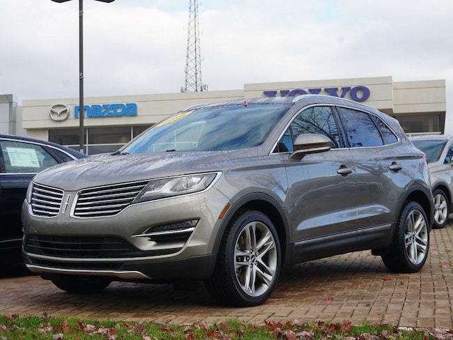 Certified 2016 Lincoln MKC Reserve Sport Utility in Ann Arbor