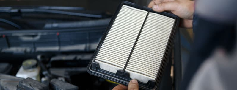 Volvo Air Filter Replacement
