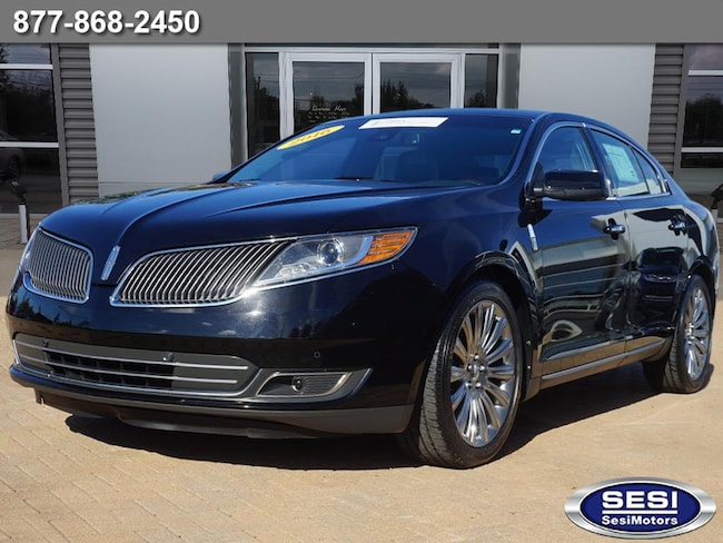Used vehicle 2016 Lincoln MKS Base AWD  Sedan for sale near you in Ann Arbor, MI