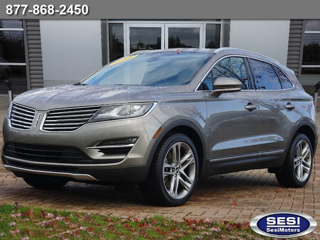 Used vehicle 2016 Lincoln MKC Reserve AWD Reserve  SUV for sale near you in Ann Arbor, MI