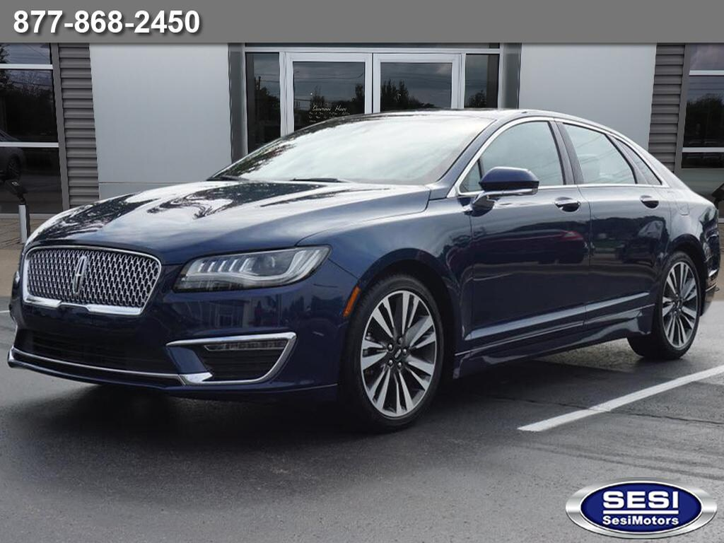 Featured used vehicles 2017 Lincoln MKZ Select Select  Sedan for sale near you in Ann Arbor, MI