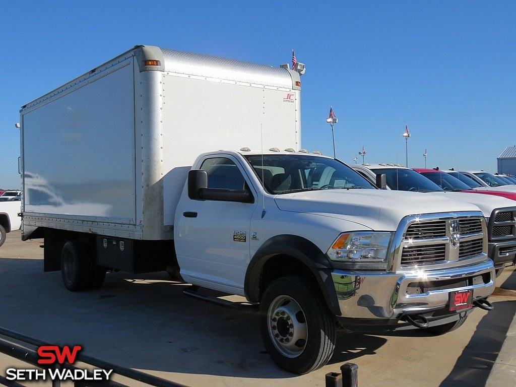 2012 Ram 4500 Chassis ST 4x2 204.5in Truck Regular Cab