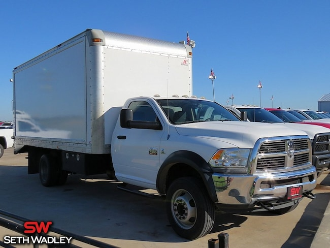 2012 Ram 4500 Chassis ST 4x2 204.5in Truck Regular Cab for sale at Seth Wadley Chrysler Dodge Jeep Ram in Pauls Valley, OK