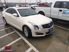 2013 Cadillac ATS 3.6L Performance Sedan