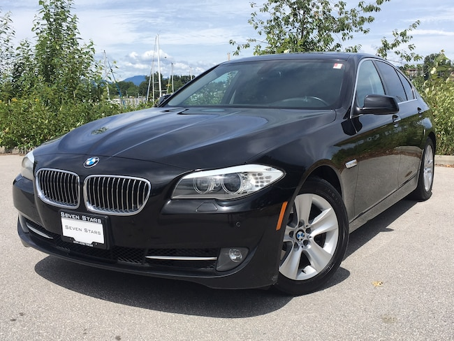 2011 BMW 528 I, Local car, No accidents, Fully serviced Sedan