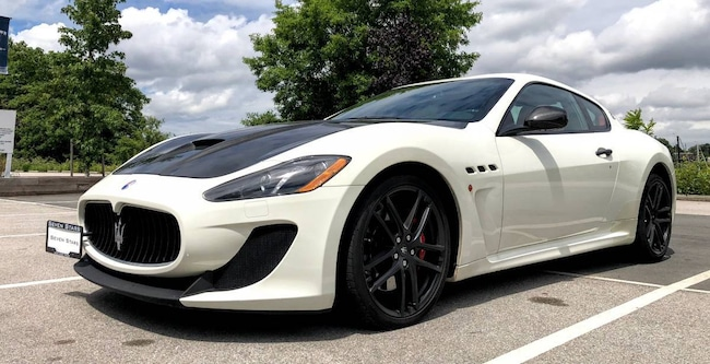 2014 Maserati GranTurismo MC package, Local car, No accidents, Low km Coupe