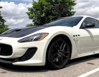 2014 Maserati GranTurismo MC package, Local car, No accidents, Low km Coupe