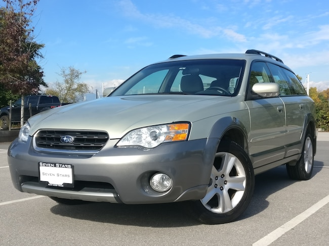 2006 Subaru Outback 3.0 R, Local car, Clean title, Full service record Wagon