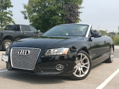 2010 Audi A5 2.0T Premium, Quattro, Local car, No accidents Convertible