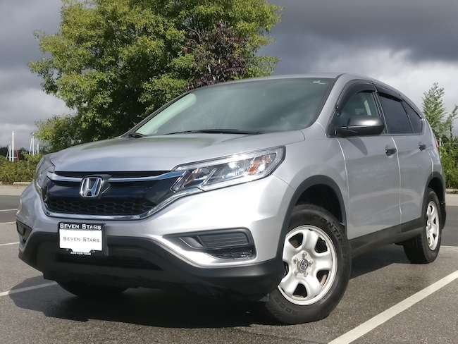 2015 Honda CR-V LX, Local car, No accidents, Low km, One owner SUV