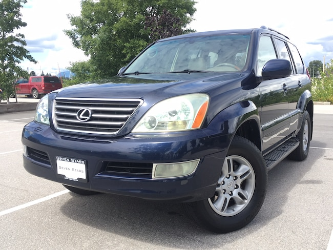 2007 LEXUS GX 470 Clean title, Fully inspected and warrantied SUV