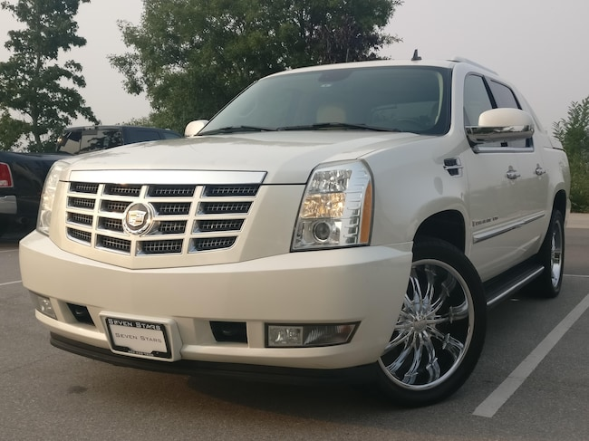 2007 CADILLAC ESCALADE EXT Local truck, Clean title, Excellent condition SUV