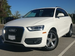 2015 Audi Q3 2.0T Progressiv, Local car, No accidents, SUV