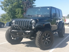 2014 Jeep Wrangler Sahara, Local car, No accidents, Lift kit, Offroad SUV