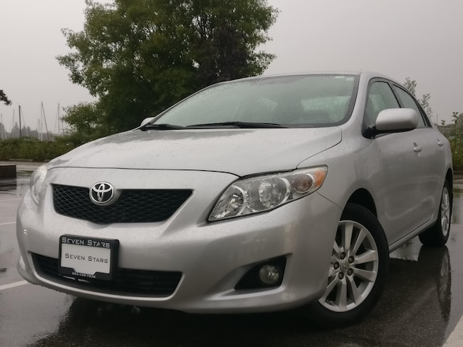 2010 Toyota Corolla LE, Local car, No accidents, Only 54, 000 km Sedan