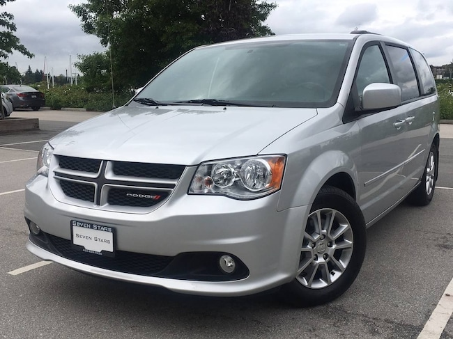 2012 Dodge Grand Caravan R/T, Local car, No accidents Van