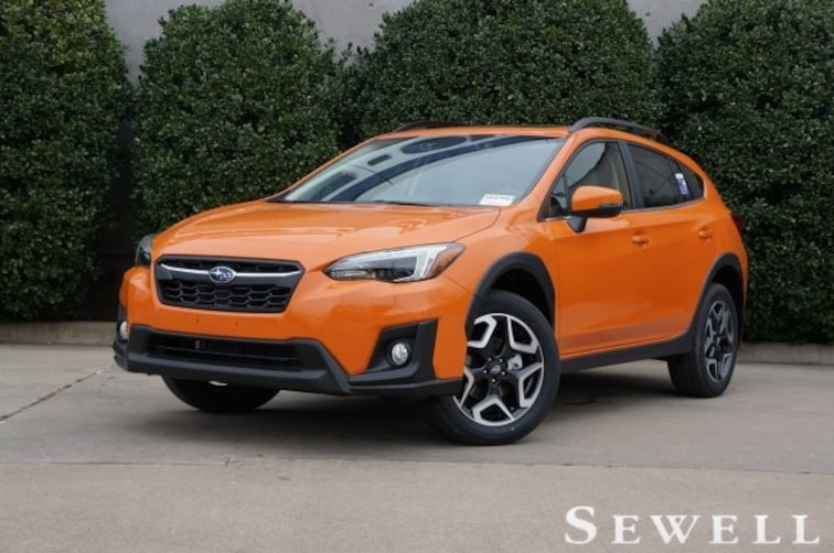 New 2019 Subaru Crosstrek 2.0i Limited SUV For Sale in Dallas, TX