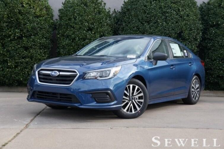 New 2019 Subaru Legacy 2.5i Sedan For Sale in Dallas, TX