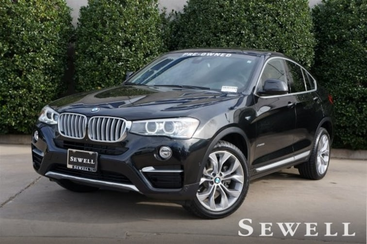 Used 2018 BMW X4 Xdrive28i SUV For Sale in Dallas, TX