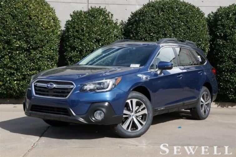 New 2019 Subaru Outback 2.5i Limited SUV For Sale in Dallas, TX