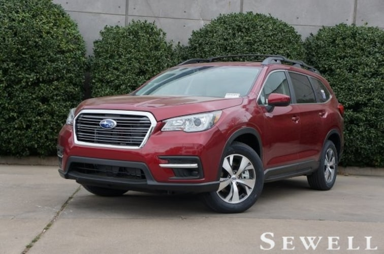 New 2019 Subaru Ascent Premium 7-Passenger SUV For Sale in Dallas, TX