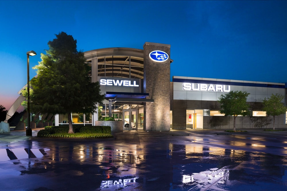 Sewell Cadillac Dallas >> About Sewell Subaru | Dallas New Subaru and Used Car Dealer Serving Dallas-Ft. Worth, Hurst ...