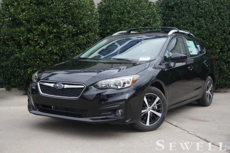 New 2019 Subaru Impreza 2.0i Premium 5-door For Sale in Dallas, TX