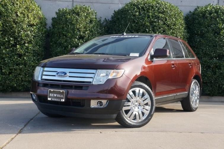 Used 2010 Ford Edge Limited Sedan For Sale in Dallas, TX