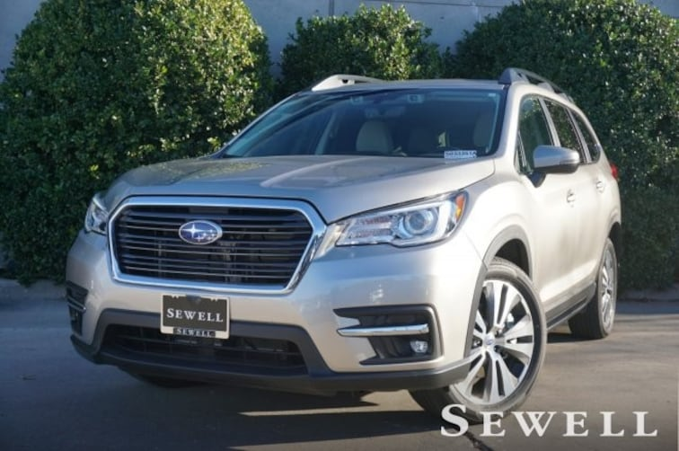 New 2019 Subaru Ascent Limited 8-Passenger SUV For Sale in Dallas, TX