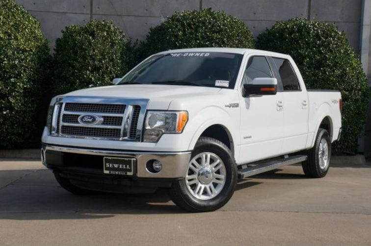 Used 2012 Ford F-150 XL Pickup Truck For Sale in Dallas, TX