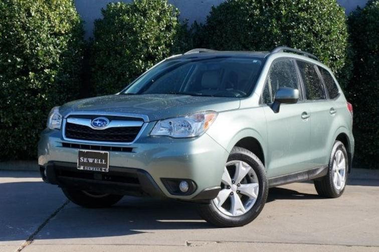 Certified 2016 Subaru Forester 2.5i Limited SUV For Sale in Dallas, TX